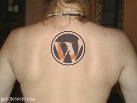 Tatuaje Blogger WordPress