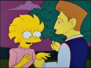 El casamiento de Lisa Simpsons