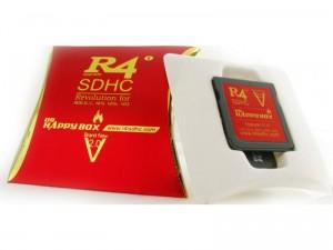 Cartucho R4 para DS