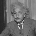 Las mejores frases célebres de Albert Einstein
