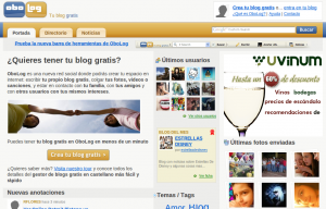 Crea tu blog gratis en Obolog.com