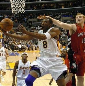 Kobe Bryant 5 años de su récord en la NBA