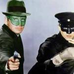 El avispon verde en cine en el 2011