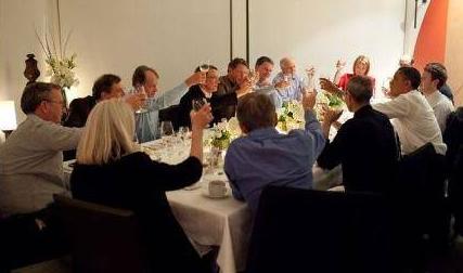 Obama se reúne con Los CEOs más importantes del momento