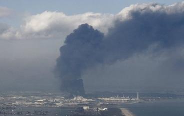Accidente nuclear en Fukushima Japón