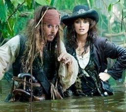 Piratas Del Caribe 4 rompe records en su estreno
