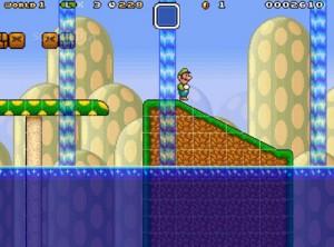 Descargar juego Super Luigi Paradise