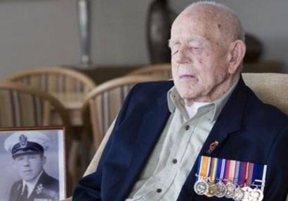 Muere el último veterano de la primera guerra mundial