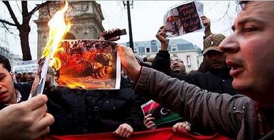 Los medios del mundo dan por muerto a Gadafi