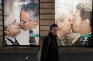 Benetton crea montajes fotográficos escandalosos