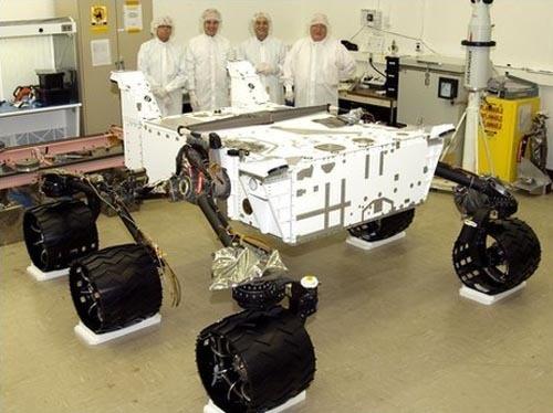 NASA enviara nuevo robot explorador a Marte