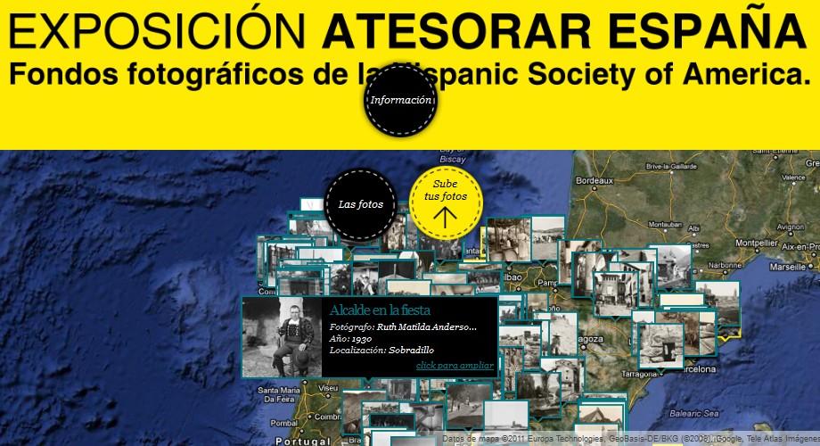 Exposición fotográfica promovida por Bancaja