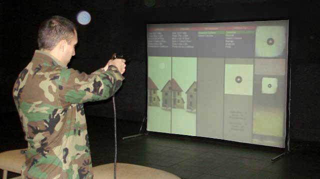 Militares británicos harán sus prácticas con videojuegos