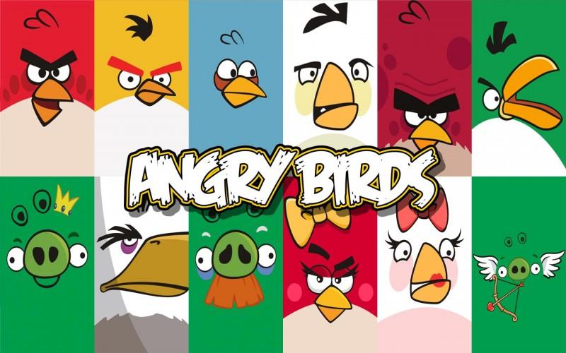 Finalmente Angry Birds tendrá un lugar en Facebook