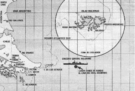 Tensión entre Argentina y el Reino Unido por Islas Malvinas