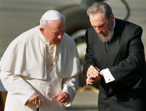 El Papa visitara a Cuba en el 2012