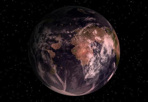 Identifican a planeta extrasolar con condiciones para la vida