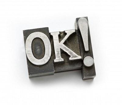 """¿ Cuál es el Origen de la expresión """"OK"""" ?"""