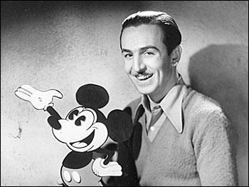 Walt Disney tenía fobia y terror a los ratones