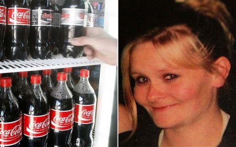 Natasha Harris muere adicta coca cola