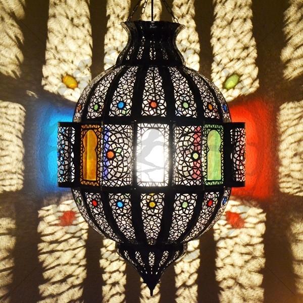 lampara arabe