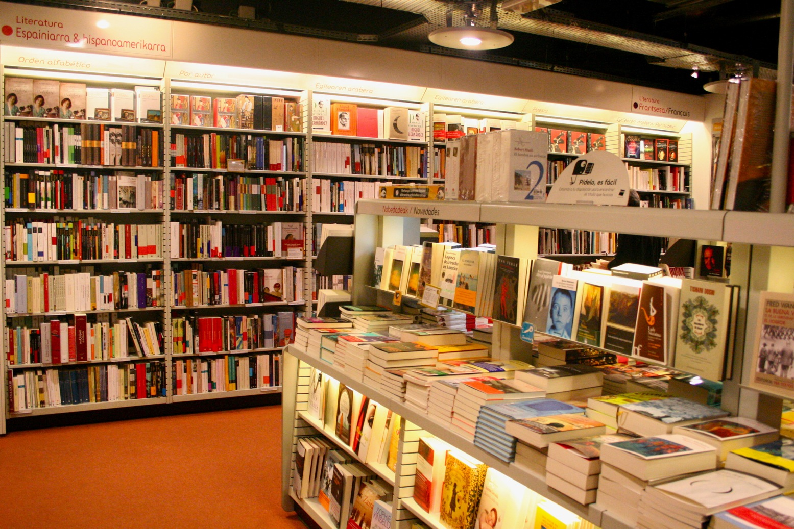 fnac libros