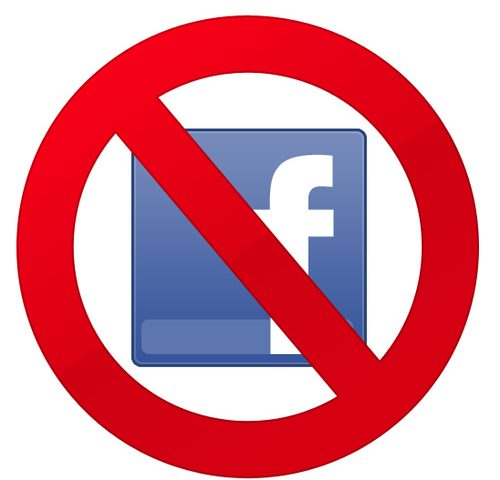 Eleminar facebook