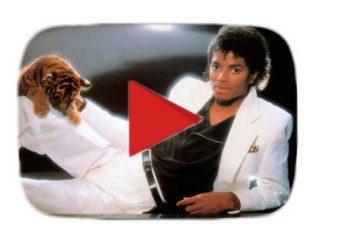 Michael Jackson en Youtube