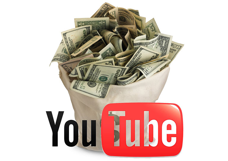 Youtube Gana Dinero