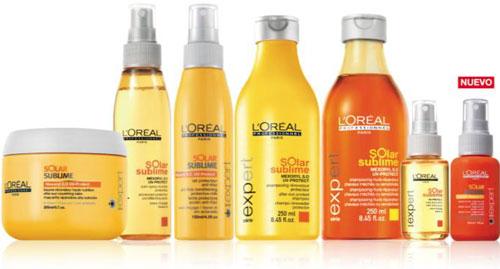 productos cuidado del cabello loreal
