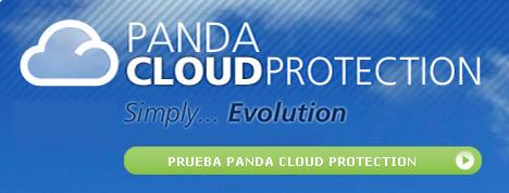 Panda cloud protection