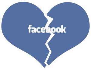 Facebook a sido la causa de millones de separaciones