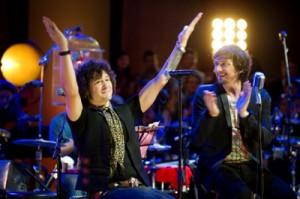 Zoé graba su MTV Unplugged en compañía de Enrique Bunbury