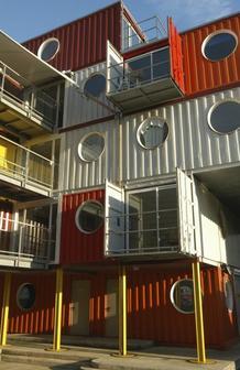 fabrican casas hechas de contenedores maritimos - Casas Contenedores Maritimos