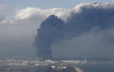 Accidente nuclear en Fukushima Japón