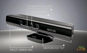 Kinect ha vendido más de 10 millones de unidades