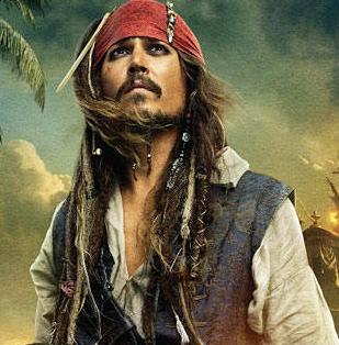 Piratas del Caribe 4 un poco mas cerca
