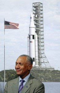 La NASA presenta el diseño de la nave que podría llevar al hombre a marte