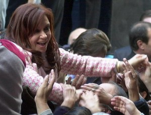 Cristina Kirchner es reelegida en Argentina