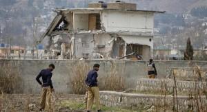 La casa donde murió Osama Bin Laden es demolida en Pakistán