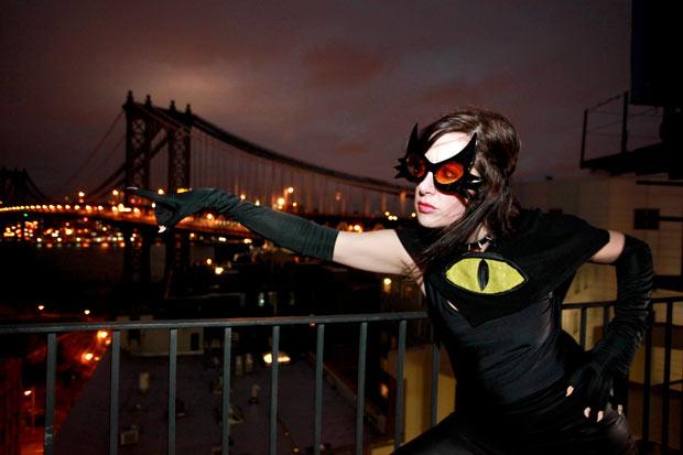 super heroina prowler nueva york