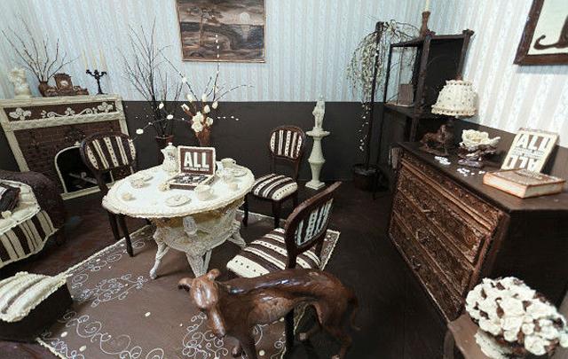 habitacion de chocolate bielorrusia