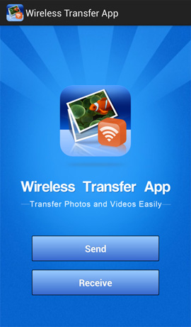 wireless transfer