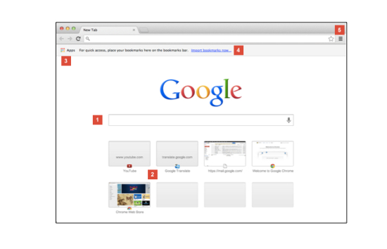 how to add background picture in google chrome