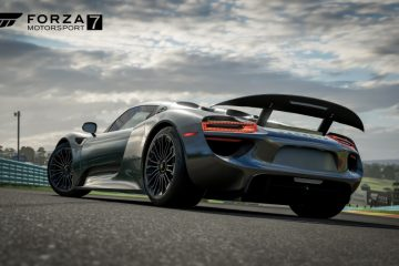 Forza Motorsport 7 Coches