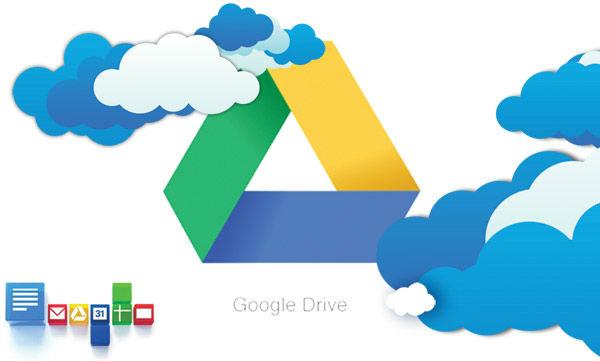 Google Drive almacenamiento