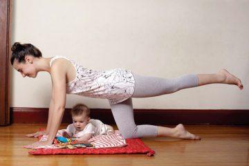 perder peso después del embarazo
