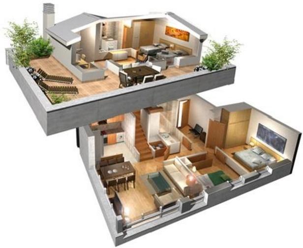Ideas y aplicaciones para hacer planos de casas for Aplicacion para hacer planos