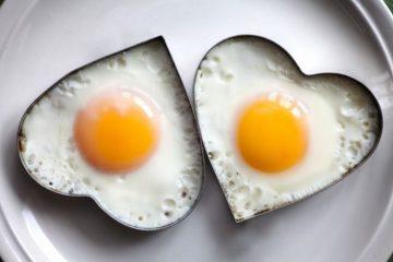 colesterol huevos