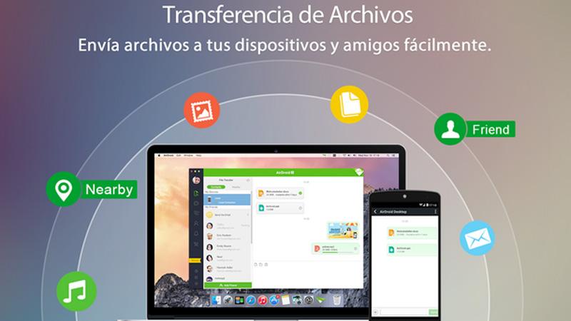 7 maneras de transferir archivos de Android a la PC